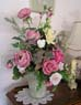 flower arrangement by by Judith Beeson